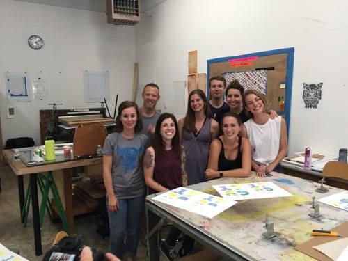 UNC Creative Team
